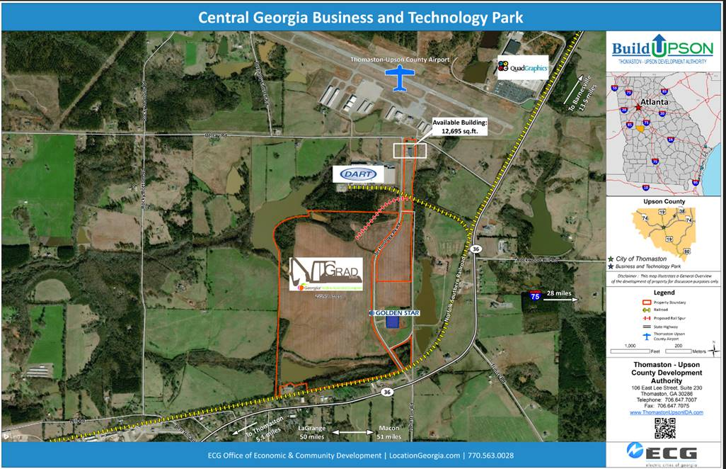 Central Georgia Business and Technology Park