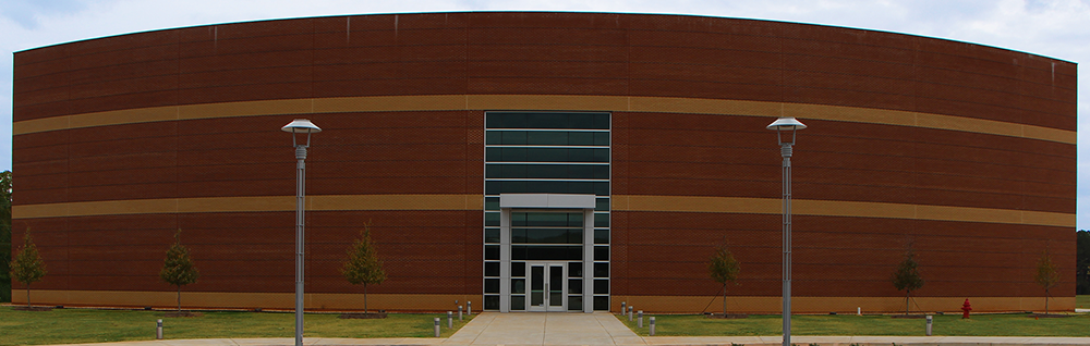 SCTC front view of Industrial Training Facility